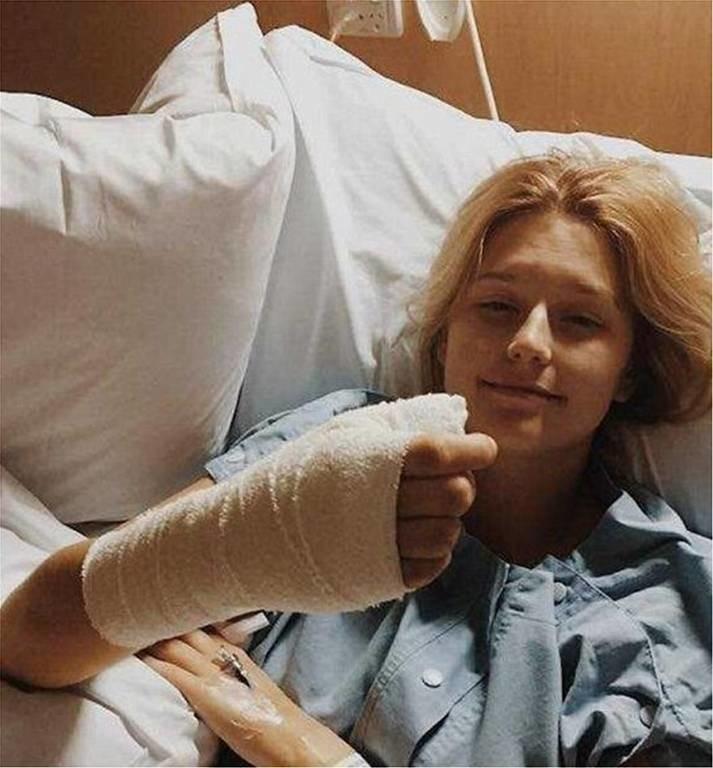 Εικόνες ΣΟΚ: Έτρωγε τα νύχια της και προκάλεσε τον εφιάλτη της! Αναγκάστηκαν να την ακρωτηριάσουν
