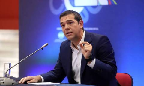 PM Tsipras' schedule at TIF Saturday and Sunday