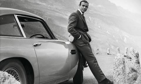 Θυμάστε τη θρυλική Aston Martin του 007;