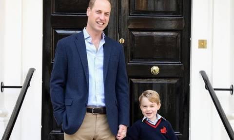 Γιατί φέτος δεν είδαμε φωτογραφίες του πρίγκιπα George από την επιστροφή στο σχολείο;