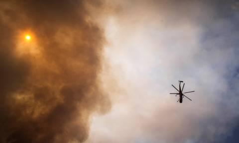 Συναγερμός στην Πυροσβεστική: Φωτιά στο Πήδημα Μεσσηνίας