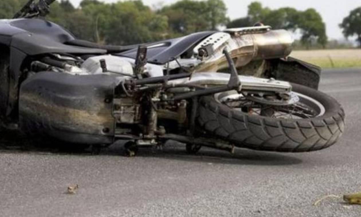 Θρήνος στο Ηράκλειο: Νεκρός 34χρονος οδηγός μηχανής σε τροχαίο