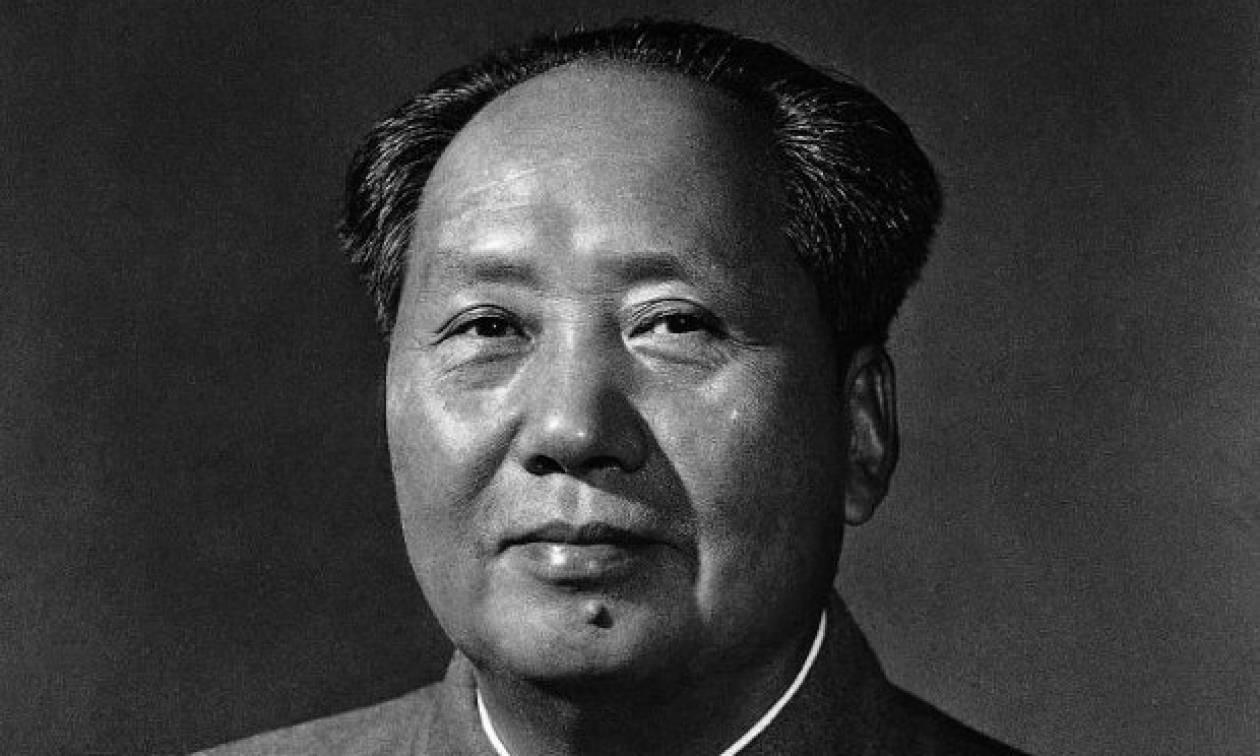 Σαν σήμερα το 1976 πεθαίνει ο Μάο Τσε Τουνγκ
