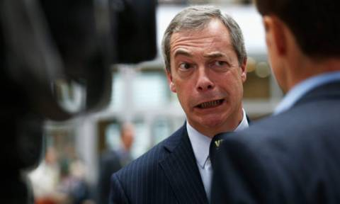 Λονδίνο: Στα αζήτητα το πορτρέτο του «Mr. Brexit» Νάιτζελ Φάρατζ - Κανείς δεν θέλει να το αγοράσει