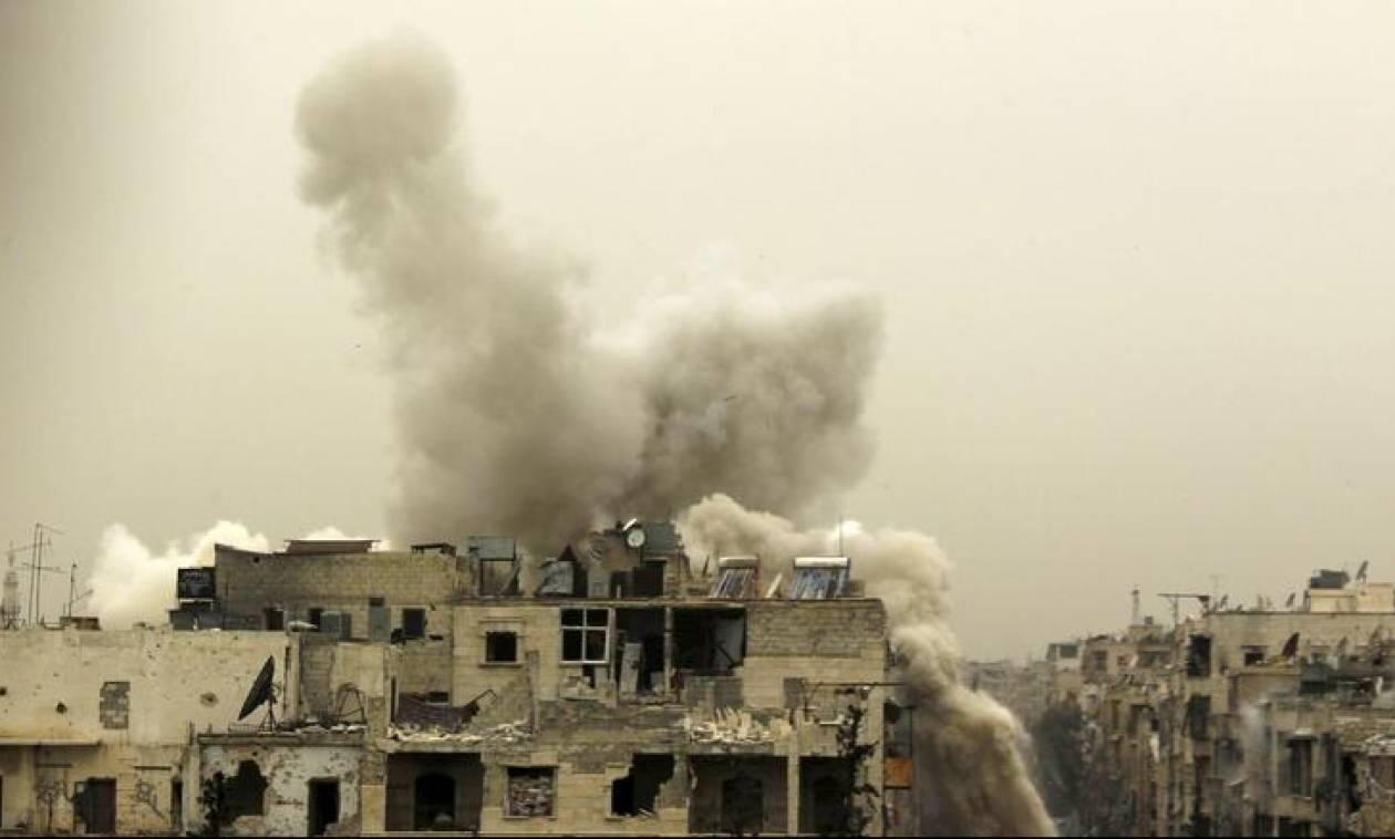 Συρία: Νέα κλιμάκωση αναγγέλουν οι εντατικοί βομβαρδισμοί στην Ιντλίμπ