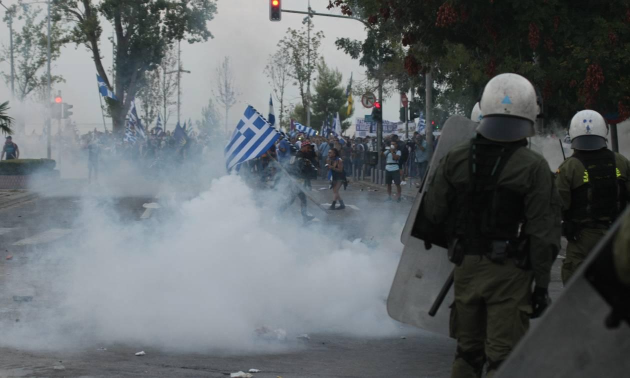 ΔΕΘ 2018: Οκτώ συλλήψεις για τα επεισόδια στο κέντρο της Θεσσαλονίκης
