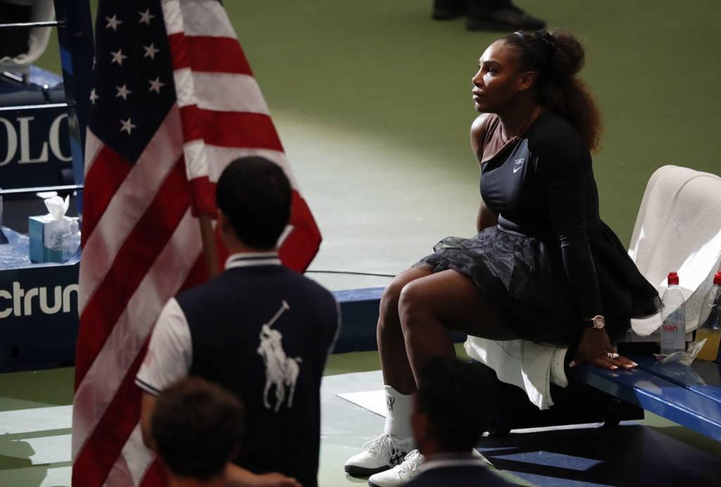 US Open: Οι 1.000 + 1 εκφράσεις της Σερένα Ουίλιαμς στον τελικό της... οργής! (pics)