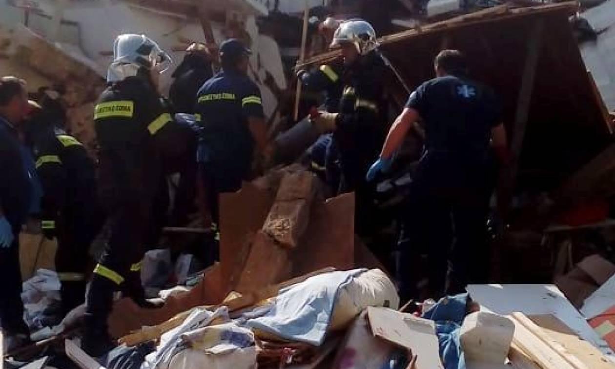 Ιωάννινα: Ποια η αιτία της έκρηξης στη μονοκατοικία – Σε κρίσιμη κατάσταση ο τραυματίας