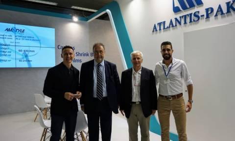 Νέο εργοστάσιο στη Βόρεια Ελλάδα στο σχεδιασμό της Atlantis - Pak