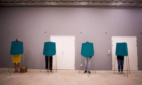 Εκλογές Σουηδία: Τι δείχνουν τα πρώτα exit polls