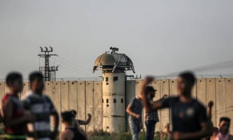 Νεκρός Παλαιστίνιος από ισραηλινά πυρά στη Γάζα