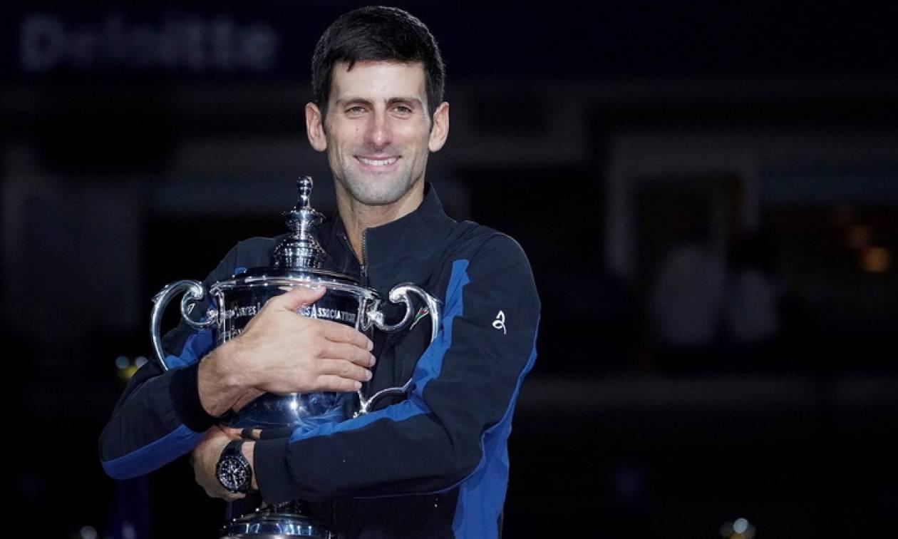 Τένις: Θριαμβευτής του US Open ο Νόβακ Τζόκοβιτς (video)