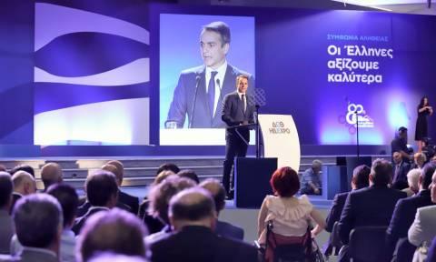 ΔΕΘ 2018: Πώς ο Μητσοτάκης θα αποδομήσει τις εξαγγελίες Τσίπρα