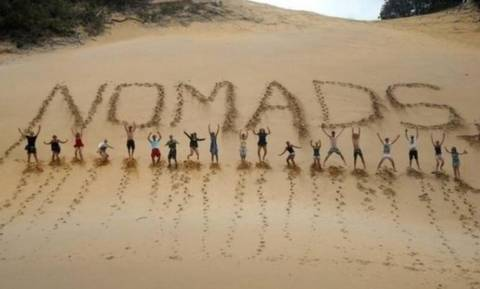 Nomads 2: Μεγάλη έκπληξη με παλαίμαχο ποδοσφαιριστή! (pic)