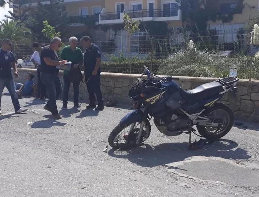 Τραγωδία στα Χανιά: με ένα νεκρό και τρεις τραυματίες (pics&vid)