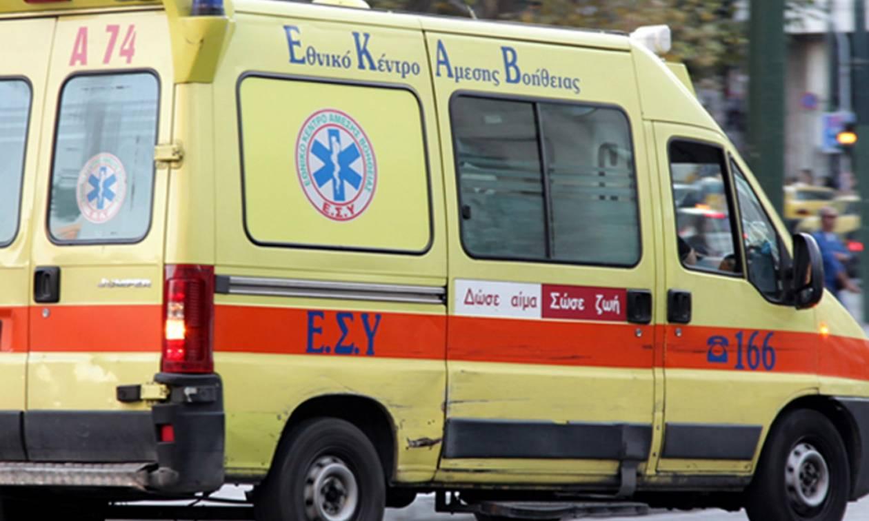 Σοκ στη Λαμία: Κατέρρευσε ενώ εργαζόταν - Υπέστη εγκεφαλικό και τέσσερις συνεχόμενες ανακοπές