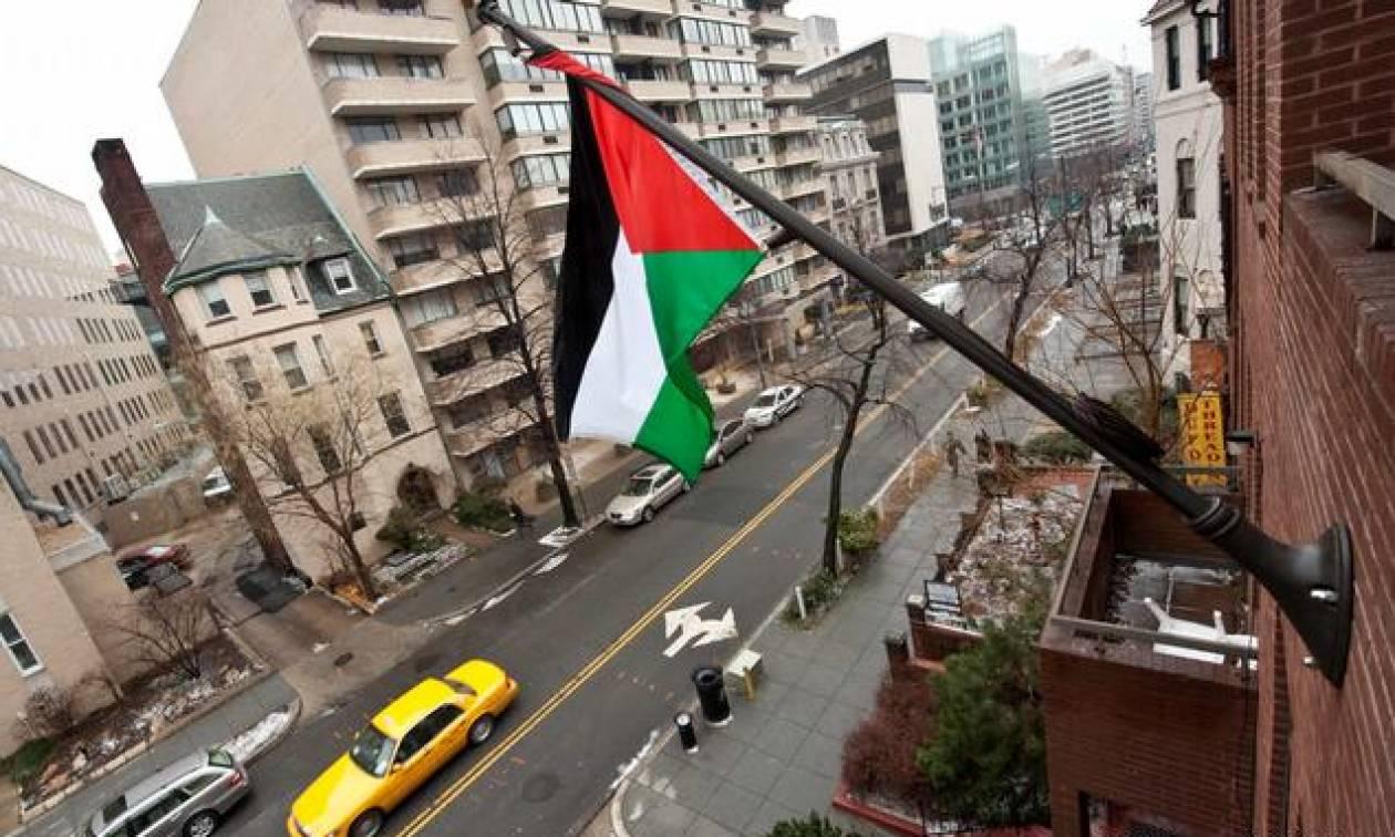 Ραγδαίες εξελίξεις: Το Στέιτ Ντιπάρτμεντ έκλεισε την έδρα της Παλαιστίνης στην Ουάσινγκτον (Vid)