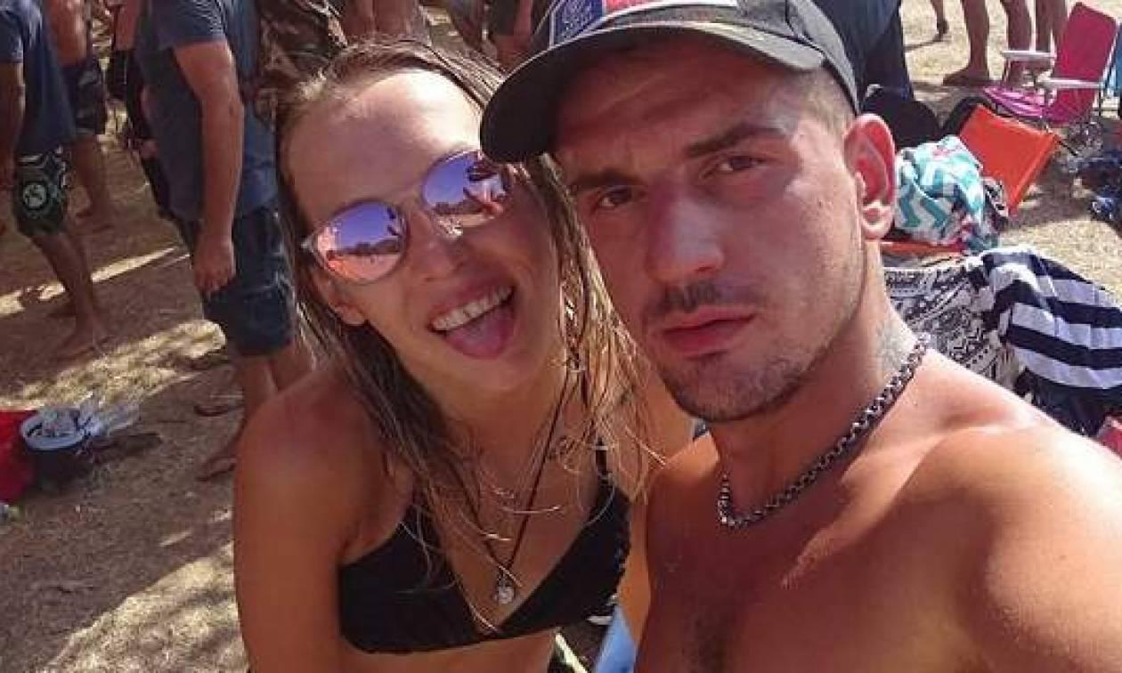 Αυτό είναι το ζευγάρι που σκοτώθηκε σε τροχαίο στο κέντρο της Αθήνας - Τους εγκατέλειψε ο οδηγός Ι.Χ