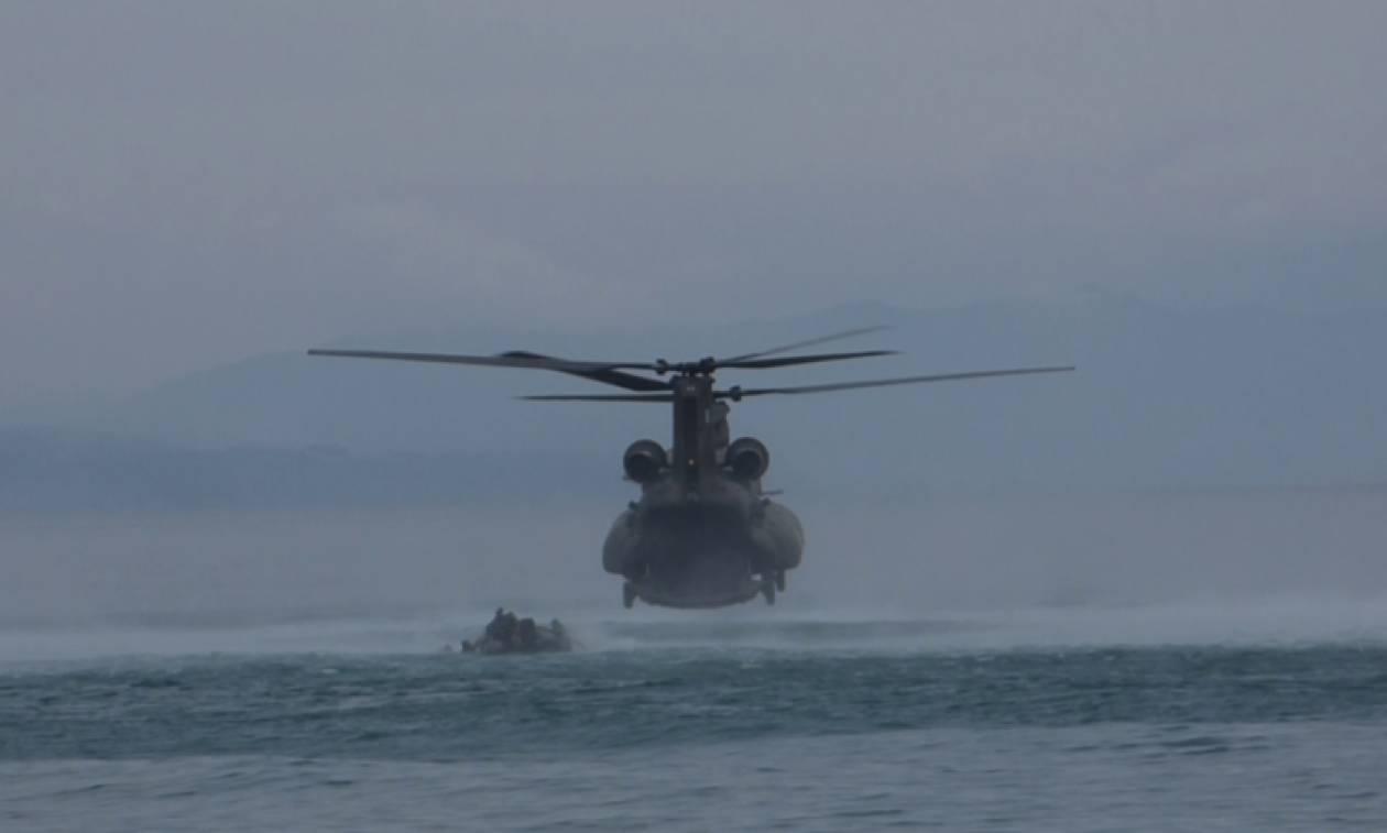 Τραγική επέτειος της πτώσης του Chinook στο  Άγ.Όρος με 17 νεκρούς- Αναπάντητα ακόμα τα αίτια