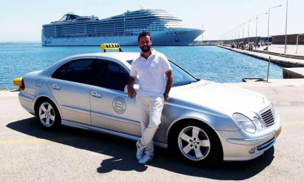 Κατάκολο: Ήρωας οδηγός ταξί έσωσε ανάπηρη τουρίστρια που έπεσε στο λιμάνι