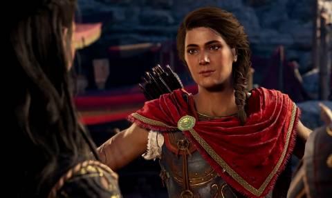Δείτε το νέο τρέιλερ του Assassin's Creed Odyssey