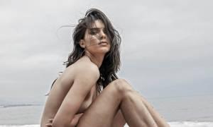 Η μικρή αδερφή της Καρντάσιαν σε γυμνές φωτογραφίες! (pics)