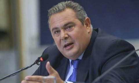 Καμμένος: Δημοψήφισμα, εκλογές ή μετάθεση της ψηφοφορίας για την ονομασία των Σκοπίων