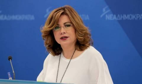 Σπυράκη κατά Τσίπρα: Αντί να εμφανισθεί ως πρωθυπουργός, επιτέθηκε στη Ν.Δ.
