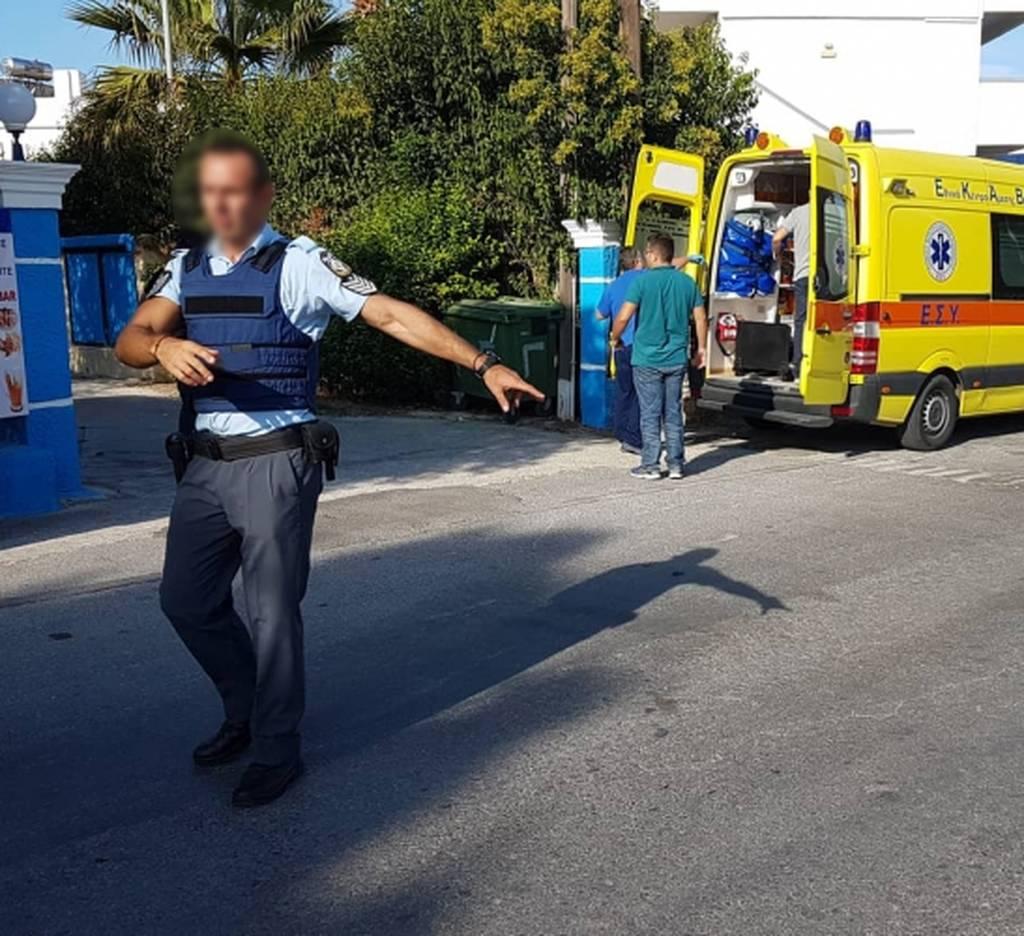 Θρίλερ στην Κω: Πατέρας σε κατάσταση αμόκ κρατούσε όμηρο το μωράκι του και απειλούσε να αυτοκτονήσει