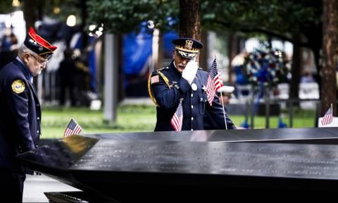 11 Σεπτεμβρίου: Οι Νεοϋορκέζοι τιμούν τη μνήμη των 3.000 θυμάτων της επίθεσης στους Δίδυμους Πύργους
