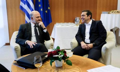 «Μπαράζ» επαφών Τσίπρα στο Στρασβούργο: Στο επίκεντρο ελληνική οικονομία και ευρωεκλογές