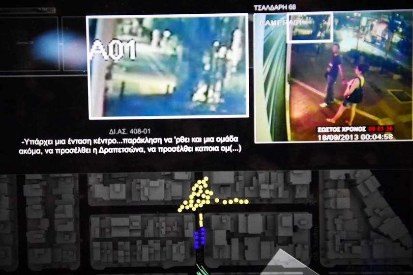 Νέα ντοκουμέντα για τη δολοφονία του Παύλου Φύσσα: Καρέ - καρέ η δολοφονία του (pics)