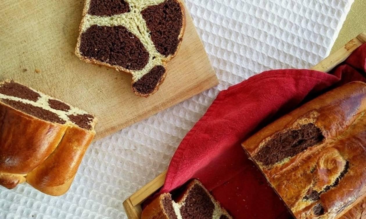 Η συνταγή της ημέρας: Leopard bread