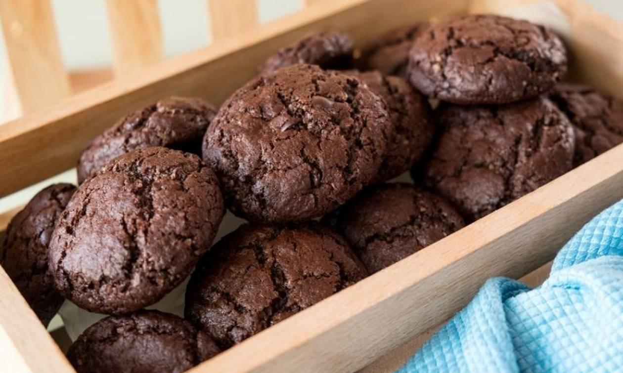 Η συνταγή της ημέρας: Soft σοκολατένια cookies