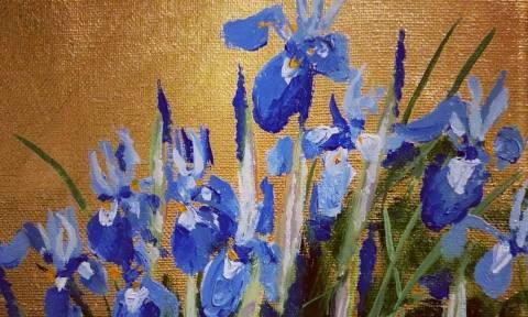 L'Île Dorée: Η έκθεση ζωγραφικής του Νεκτάριου Αποσπόρη ταξιδεύει στην Ύδρα