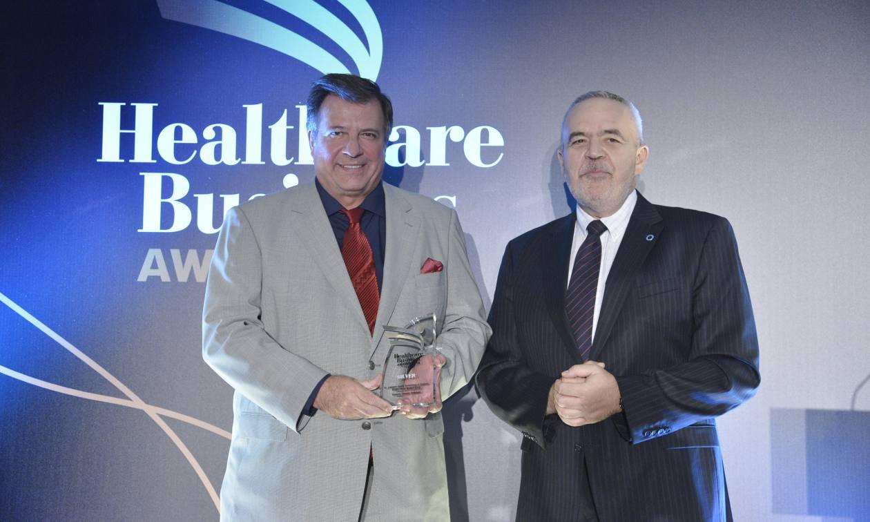 IQ Global Medical Group: βραβεύτηκε για την καινοτομία του στο πεδίο του Ιατρικού Τουρισμού