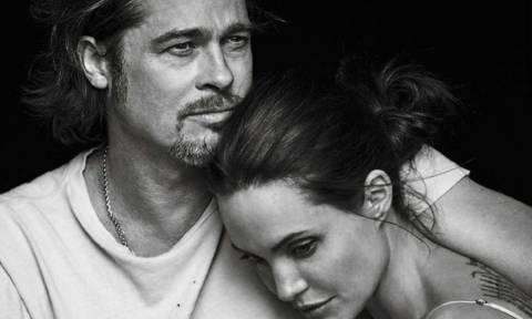 Επέτειος χωρισμού για Brangelina: Η εξωφρενική κίνηση του Brad Pitt
