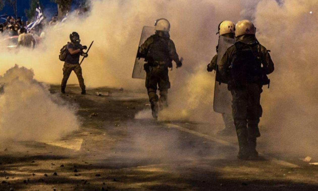 Θεσσαλονίκη: Εισαγγελική παρέμβαση για τον διαδηλωτή που απείλησε με όπλο φωτορεπόρτερ