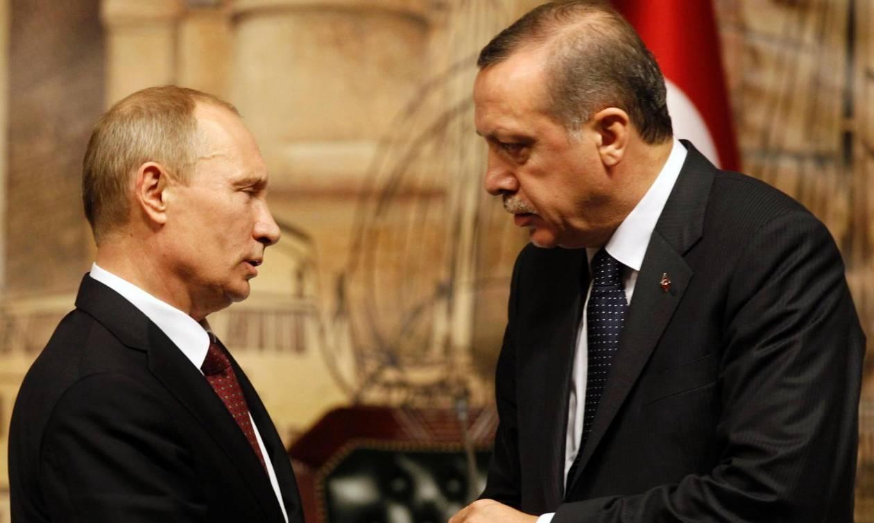 Προκαλεί ανοιχτά τον Πούτιν ο Ερντογάν: Στέλνει πυρομαχικά στους αντάρτες της Ιντλίμπ (Vids)