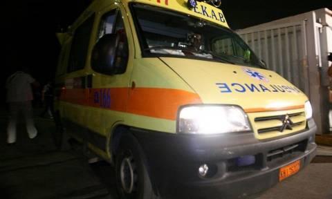 Φθιώτιδα: 23χρονος τραυματίστηκε σοβαρά σε εργατικό ατύχημα