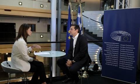 Τσίπρας: Δεν αποτελεί στόχο ούτε επιθυμία μας να έχουμε τριπλές εκλογές το Μάιο