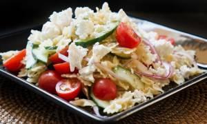 Η συνταγή της ημέρας: Σαλάτα ζυμαρικών
