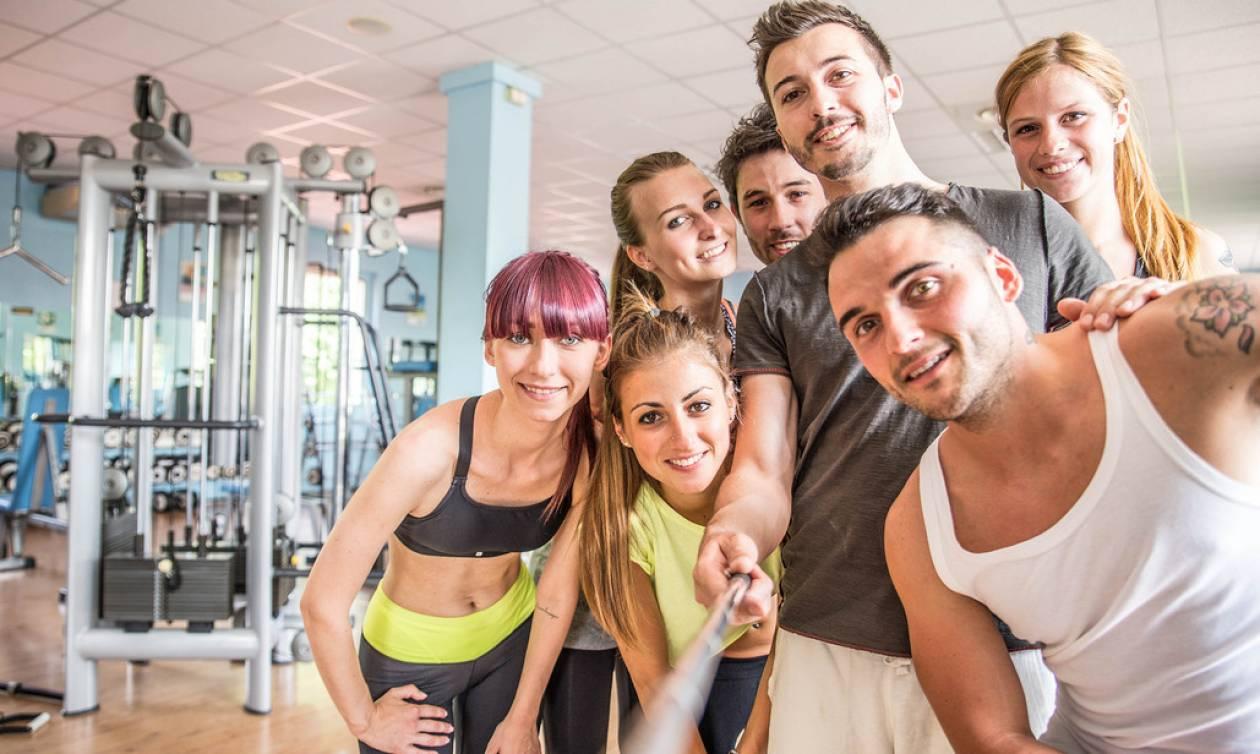 Γυμναστήριο έφτιαξε ειδική αίθουσα για να βγάζεις σέλφι!