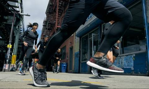 Με αυτό εδώ το παπούτσι θα αρχίσεις το τρέξιμο ακόμα κι εσύ που το σιχαίνεσαι!