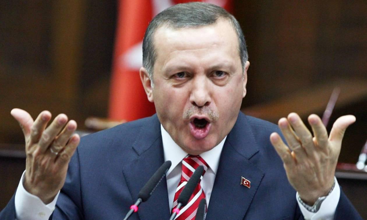 Ερντογάν κατά ΗΠΑ: Μας δολοφονούν οικονομικά – Η υπομονή μας εξαντλείται