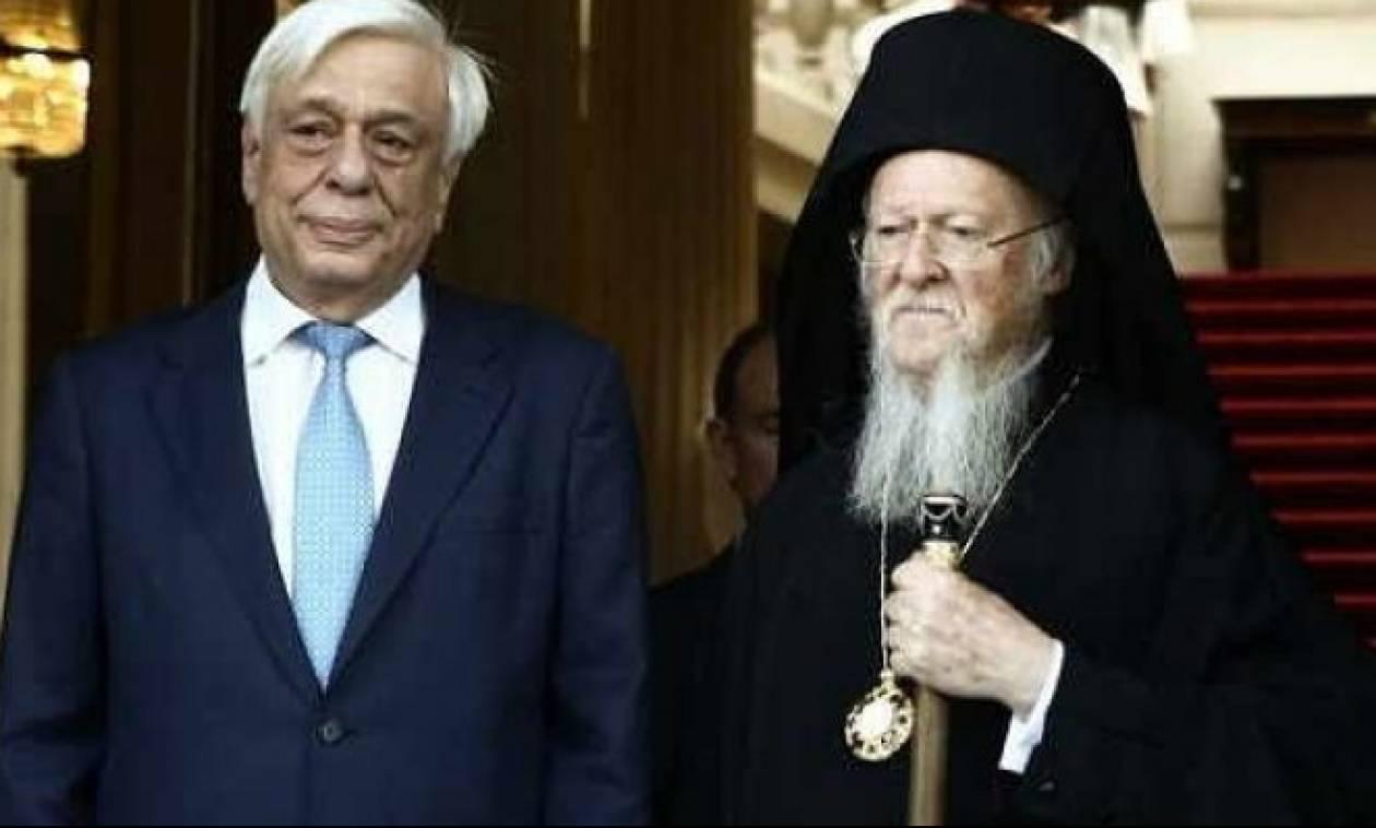 Στα Χανιά Οικουμενικός Πατριάρχης και Πρόεδρος της Δημοκρατίας