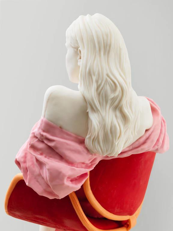 Αυτό το άγαλμα από κερί θα λιώνει επί δύο μήνες σε δημόσια θέα (Pics)