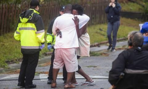 Φονικό το χτύπημα του τυφώνα Φλόρενς: Τέσσερις νεκροί, ανάμεσά τους και ένα μωρό (Pics+Vids)