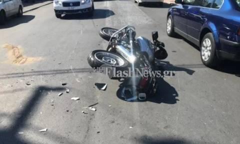 Κρήτη: Νέα τραγωδία στην άσφαλτο - Νεκρός 48χρονος μοτοσικλετιστής