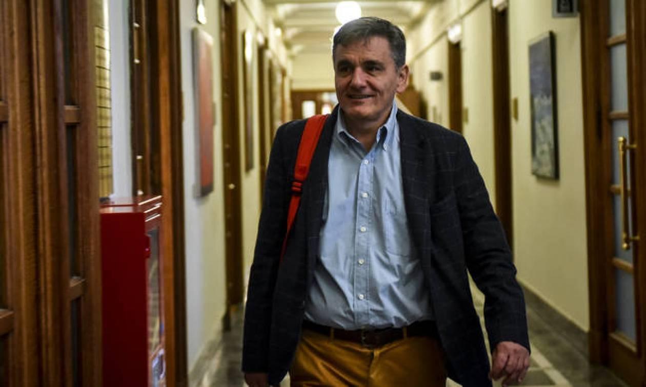 Τσακαλώτος: Πολύ σύντομα θα υπάρξει νέα χαλάρωση των capital controls